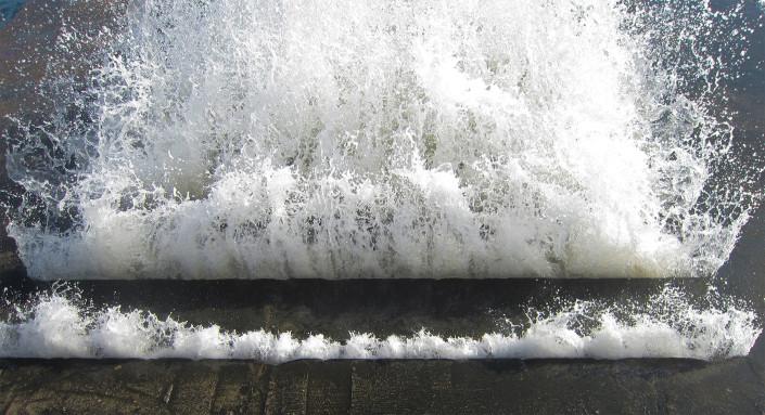 Rudolf Bonvie, Seascape 13, 2013, photowork