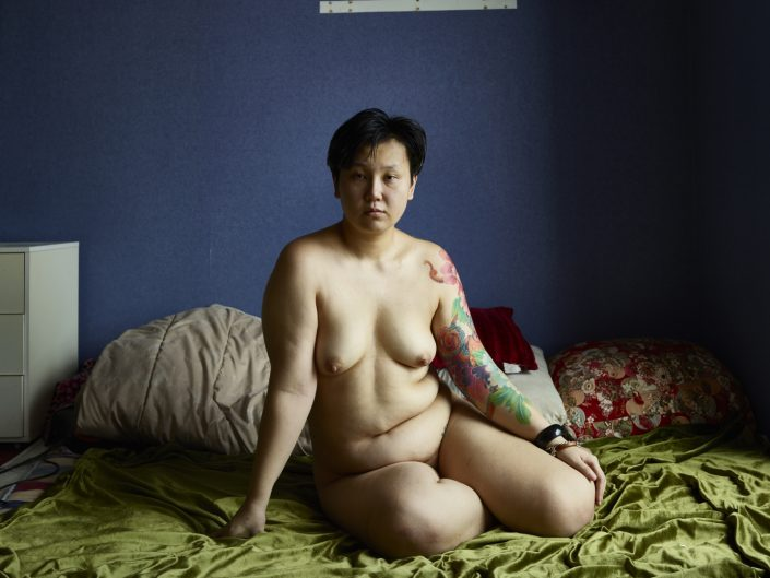 PIETER HUGO | Penelope, Beijing, 2015-16 C-Print Large: 103 cm x 137 (image), edition of 7 + 2AP Medium: 56.3 x 75 cm (image), edition of 7 + 2AP