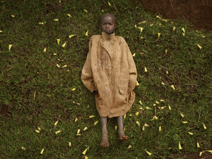 Pieter Hugo, Portrait #1, Rwanda, 2014, C-print Large: Approx 120 x 160cm (image size), edition of 5 + 2AP, Medium: Approx 90 x 120cm (image size), edition of 9 + 2AP