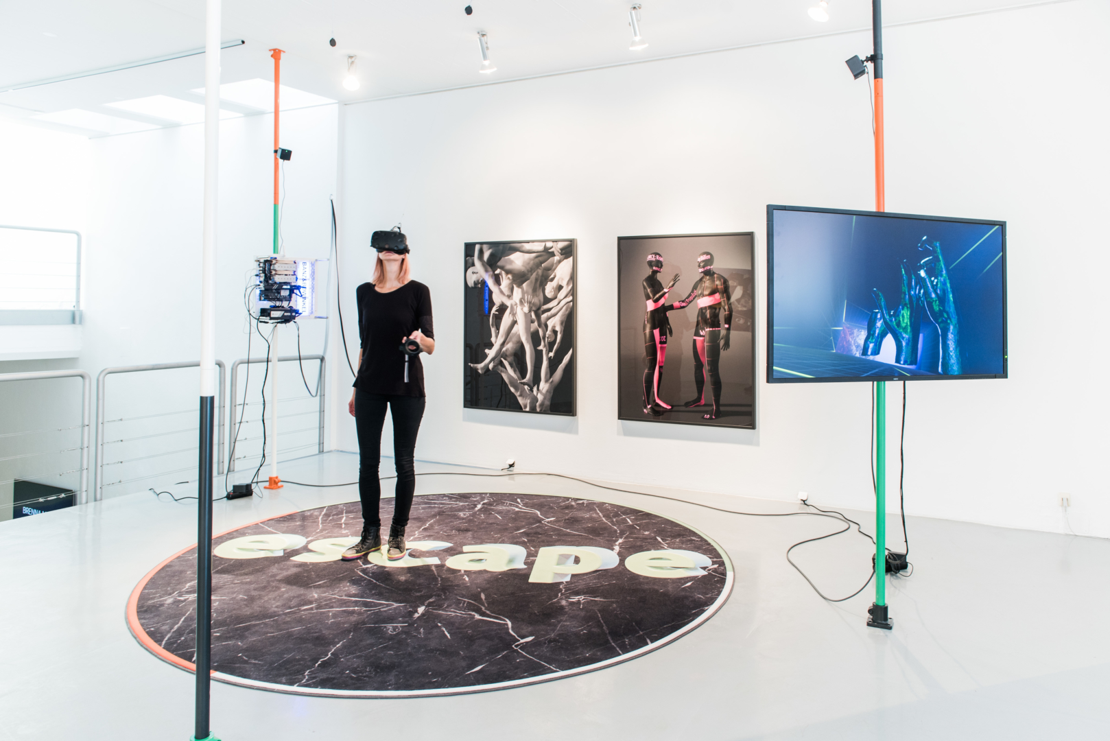 D Virtual Reality Exhibition : Banz bowinkel palo alto vr experience reset iii
